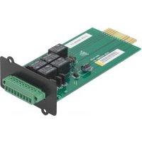 ONLINE USV-Systeme DWAS400DC Intern Serie interfacekaart--adapter