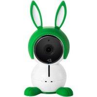 Netgear ABC1000 IP security camera Binnen kubus Groen, Wit
