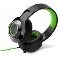 Edifier G4 Stereofonisch Hoofdband Zwart, Groen hoofdtelefoon
