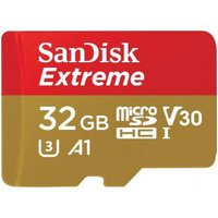 Sandisk Extreme 32GB MicroSDHC UHS-I Klasse 10 flashgeheugen