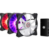 CoolerMaster MasterFan Pro 140 Air Flow 3 In 1 RGB