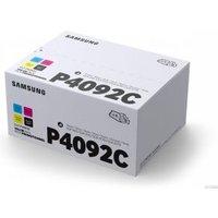Samsung CLT-P4092C 4 zwart, geel, cyaan, magenta origineel tonercartridge (SU392A)