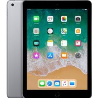 iPad 9.7 (2018) Wi-Fi 32GB Spacegrijs