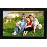 Braun DigiFrame 17 Motion Digitale fotolijst 43.2 cm 17 inch 1440 x 900 pix Zwart