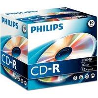 CD-R 80 10pcs. Jewelcase