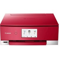 Canon PIXMA TS8252 RED