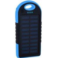 Solarlader Xlayer Powerbank Plus 215897 Laadstroom zonnecel 120 mA Capaciteit 4000 mAh
