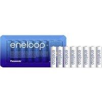 1x8 Panasonic Eneloop Mignon AA 1900 mAh Sliding Pack