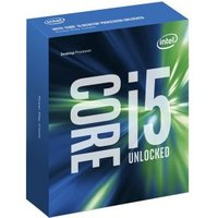 Core i5-6600K, 3,5 GHz (3,9 GHz Turbo Boost)