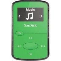 Clip Jam 8 GB MP3 Groen