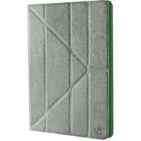 Universal tablet case pu leather for tablet 9-10 grey-green