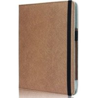 Mosaic Theory Mtpr20-001 snd Tablet Case Pu Leather For New Ipad Brown