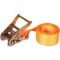 Sjorband Met Ratel 1000 Kg 3.65 M X 50 Mm