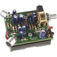 Velleman Geluidsversterker met hoofdtelefoonaansluiting MK136 Bouwpakket 4,5 V=