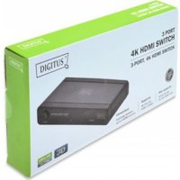 Digitus 4K HDMI Switch 3x1. (DS-44304)