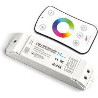 RGBW LED CONTROLLER MET RF-AFSTANDSBEDIENING