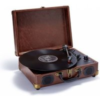 Bigben Interactive ?Suitcase? Turntable (TD102)