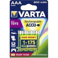 Varta TOY ACCU READY2USE A
