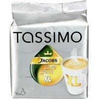 Bosch Tassimo Jacobs Caffe Crema XL T-Disc LET OP 1 Doosje (geen omdoos)