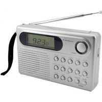 Soundmaster WE320 Wereldontvanger met RDS