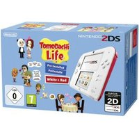 Nintendo 2DS wit Tomodachi Life