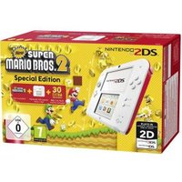 2DS BlancRouge + New Super Mario Bros 2