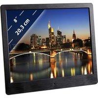 Intenso Digitale fotolijst 20.3 cm (8 inch) 800 x 600 pix Zwart