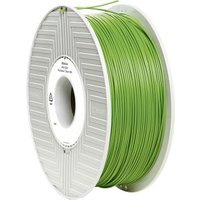 Verbatim 1.75 mm PLA kunststof Filament Groen 1 kg