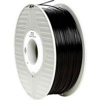 Verbatim 1.75 mm PLA kunststof Filament Zwart 1 kg
