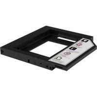 ICY BOX montagekader IcyBox 6,3cm SSD-HDD SATAI-III ->9,5mm (70644)