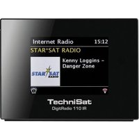 TechniSat Technisat DigitRadio 110 IR zwart (0010-4958)