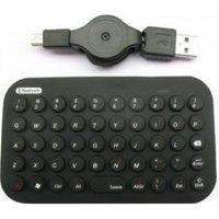 Bluetooth Mini-toetsenbord zwart