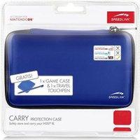 Carry case blue NDSiXL (Speedlink)