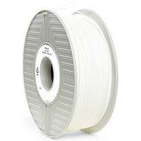 Verbatim 1.75 mm ABS kunststof Filament Wit 1 kg