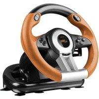Drift OZ racing wheel black-orange PC (Speedlink)