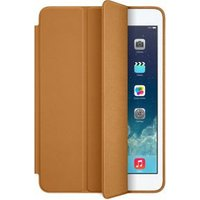 iPad mini Leather Smart Case Brown