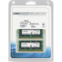 16GB 2x8GB DDR3 1600 PC3-12800 SODIMM 204pin voor Mac