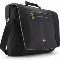 Case Logic 17 Laptop Messenger Bag Draagtas voor notebook 17 zwart