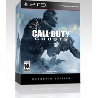 Call of Duty: Ghosts Hardened Edition Ps3