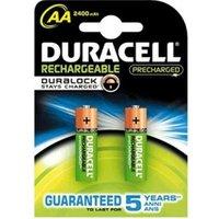 Duracell Batterij Recharge Type-AA Penlite Hr6 2 1,5volt Stuk