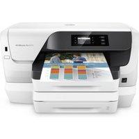 HP Officejet Pro 8218 Kleur 2400 x 1200DPI A4 Wi-Fi Zwart, Wit