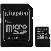 Kingston Micro SDHC Canvas Select 16GB