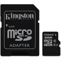 Kingston Micro SDHC Canvas Select 32GB