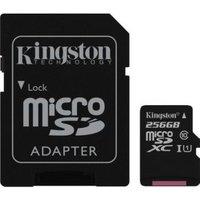 Kingston Micro SDHC Canvas Select 256GB