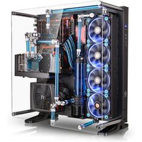 MESH P3 Liquid Cooled PC with Intel Core i7-7700K 8MB Cache, 11GB NVIDIA GeForce GTX 1080 Ti Cards GPU
