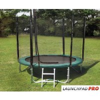 10ft LaunchPad Power trampoline