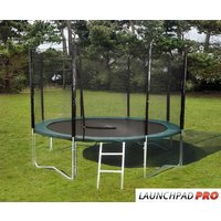 12ft LaunchPad Power trampoline