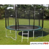 14ft LaunchPad Power trampoline