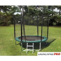8ft LaunchPad Power trampoline