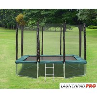7x10ft LaunchPad Pro trampoline
